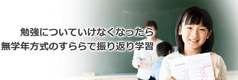 黒板の前でテスト用紙を持つ女の子