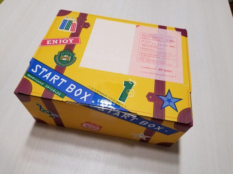 宝箱デザインのボックス
